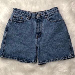 Vintage Ralph Lauren high waisted shorts, Size 6